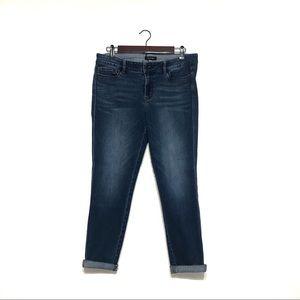 WHBM Skimmer Skinny Jean